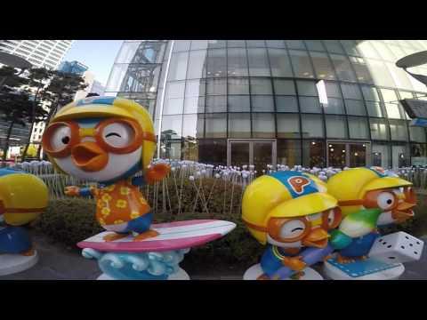 The Lotte World Tower  Seoul  South Korea