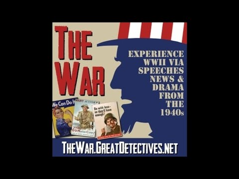 The War Episode 037: Wartime Christmas #10: Traditional Christmas Programs (Winston Churchill, Amos