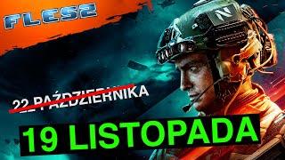 Battlefield 2042 opóźniony! FLESZ 16 września 2021