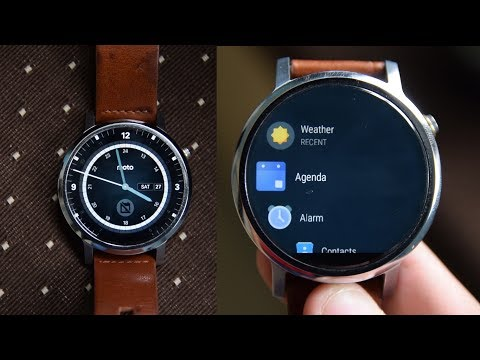 Android Wear 2.0 Moto360 (Gen 2)- Review!