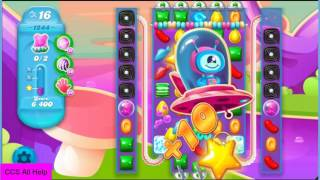 Candy Crush Soda Saga Level 1244 NO BOOSTERS Cookie