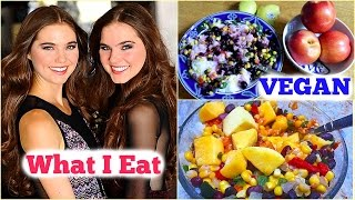 What I Eat In A Day VEGAN - Weightloss Foods