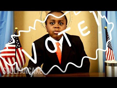 Kid President needs your Vote!