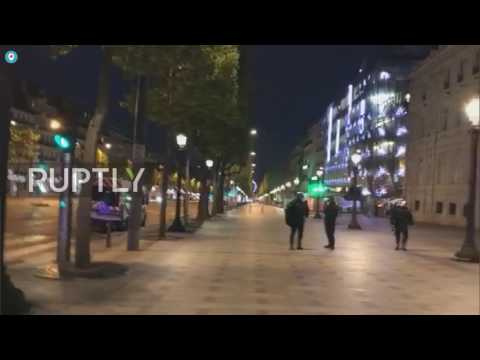 France: One police officer shot dead, second injured in Champs-Elysees ambush in Paris