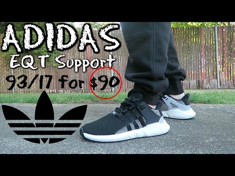 Adidas EQT Support 93/17 for $90!