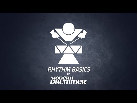 Introducing Rhythm Basics by Modern Drummer