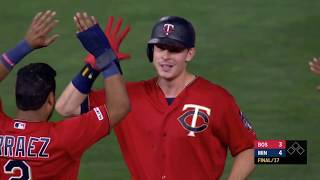 The Twins Walk it off in the 17th inning and Alex Cora gets mad, a breakdown