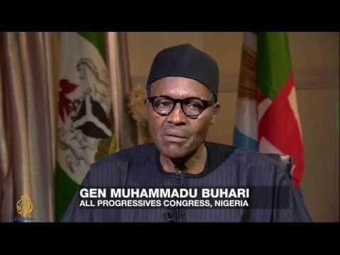Talk to Al Jazeera - Muhammadu Buhari: Nigeria 'reduced to a failed state'