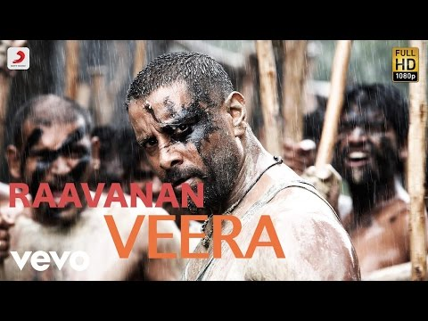 Veera Veera Song Lyrics From Raavanan
