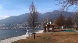 Camping Campofelice, near Locarno, Switzerland