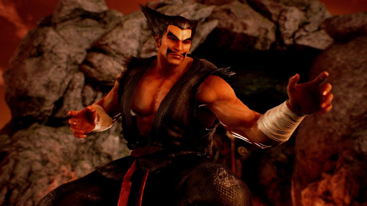 young heihachi mishima pc mod tekken 7 youtube young heihachi mishima pc mod tekken 7