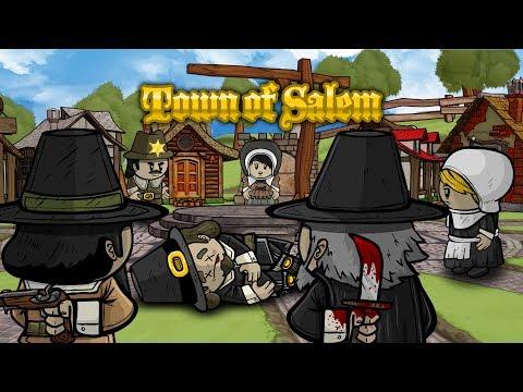 Town of Salem - Oké, ez a játék tetszett nektek :D
