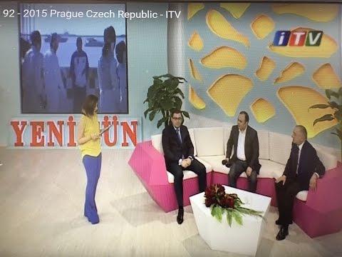 Heydar Aliyev 92 - 2015 Prague Czech Republic - ITV
