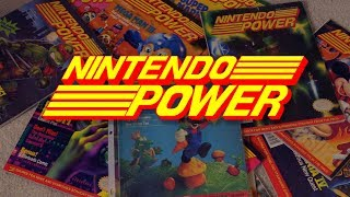 My Top 10 BEST Issues of Nintendo Power