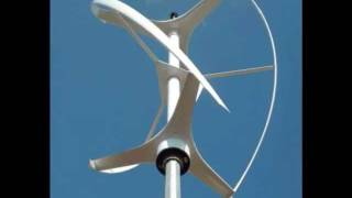 4 Most Popular Vertical Wind Turbines