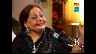 Farida Khanum - Live - Meri Wafain - M.D.Taseer