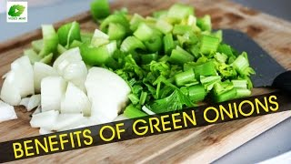 Benefits of Green Onions | Best Food Tips | Educational Videos