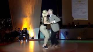 BB-DanceCamp 2017: Flora Bouchereau (F) & Thorbjørn Urskog (NOR), Boogie Woogie