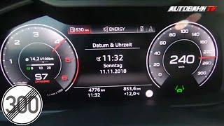 2019 Audi Q8  50 TDI (286hp) - 0-240km/h acceleration