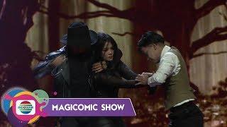 Si Cantik Nilla Moon Ada Story Masa Lalu Dengan Deddy Corbuzier – Magicomic Show