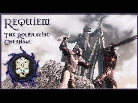 Скачать Скайрим Сборку Requiem