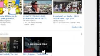 Como bloquear Canales y Videos de YouTube 2016 | Chrome y Firefox