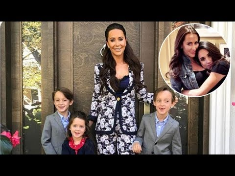 Meghan Markle tipped to pick best friend Jessica Mulroney's daughter to be flower girl