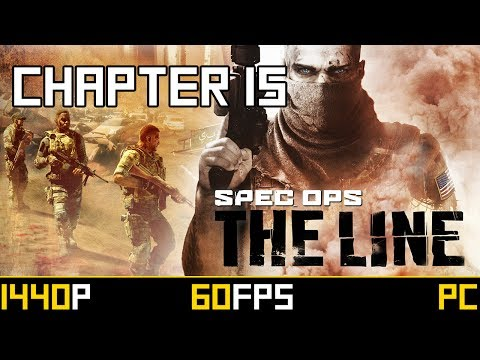 Spec Ops: The Line - Chapter 15 - Welcome (All Choices) (Every Intel)