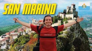 El PAÍS MÁS VIEJO del mundo | SAN MARINO | Viajando con Mirko
