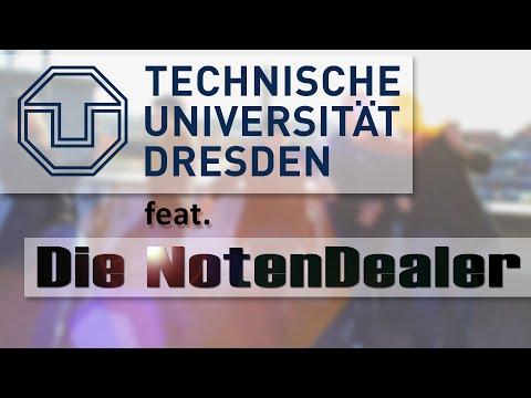 TUDMusikvideo Studieren an der TU Dresden: Die NotenDealer - Am Puls der Zeit