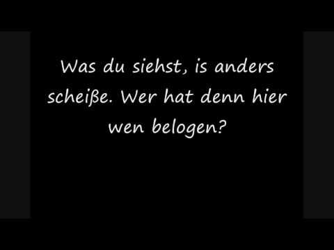 Bor5t - Liebesbrief (Lyrics)