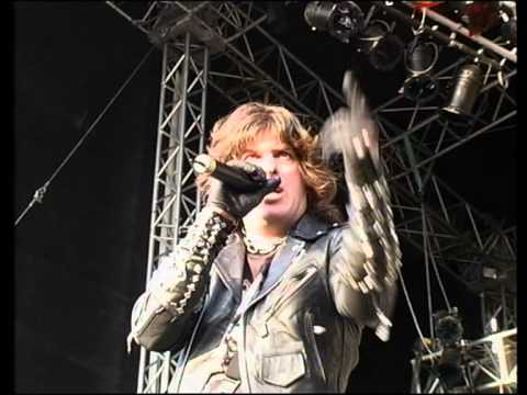 Jag Panzer - Licensed to kill - live Wacken 2001 - Underground Live TV recording