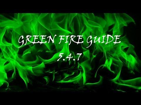 5.4.8 Kanrethad Guide (Warlock Green Fire Quest) - Destruction