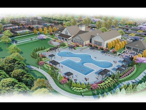 New Del Webb Homes in Fort Mill, South Carolina - Carolina Orchards Amenity Center