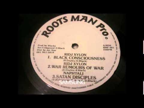 RIDJ Xylon - Black Consciousness & War Rumours Of War