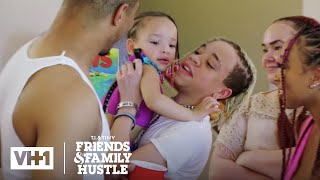 Tour Life Is Treating King Well 'Sneak Peek' | T.I. & Tiny: Friends & Family Hustle