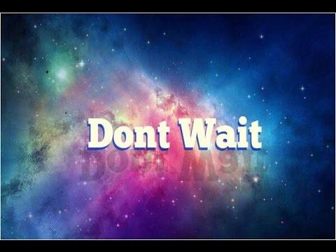 Mapei Don't Wait Instrumental