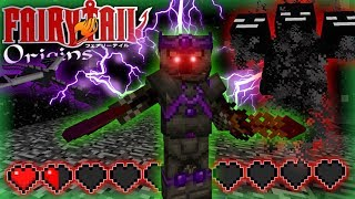 XIA: God of the Void! - Minecraft FAIRY TAIL ORIGINS #24 (Modded Minecraft Roleplay)