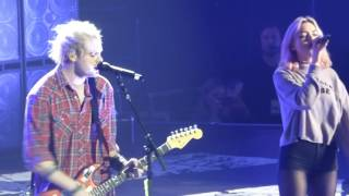 5 Seconds Of Summer - Waste The Night - Moline IL 7/29/16 Video