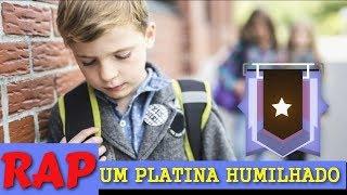 UM PLATINA HUMILHADO   RAP DOS PLATINAS FREE FIRE - Jorlan Tanner
