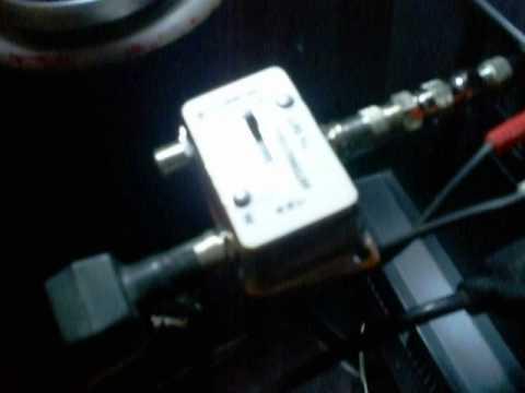 Forma de conectar el interruptor de televisi n por antena - Cable de antena ...