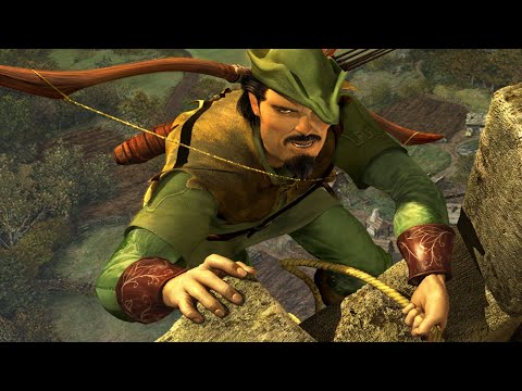 Robin Hood The Legend Of Sherwood -  Mission 1 (Lincoln - Day) |