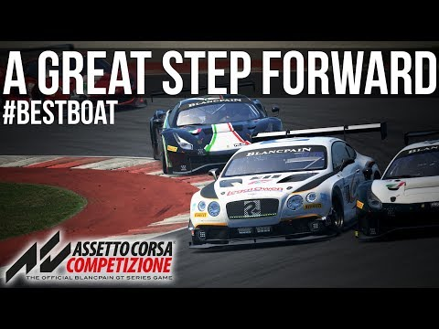 Assetto Corsa Competizione - This Update Is A Great Step Forward