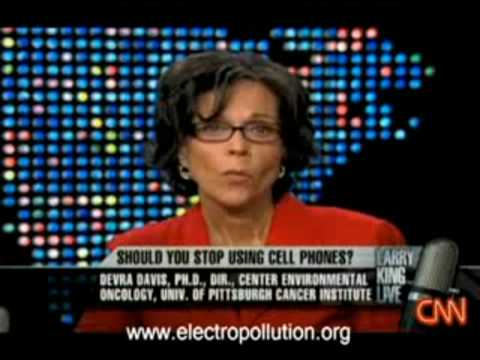 Larry King Cell Phones & Cancer Is There a Connection.mp4