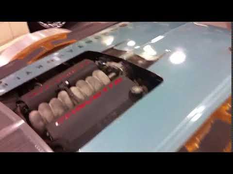 Corvette engine swap Custom Ratrod Mustang @ Import expo / Clean culture Toronto | by Jordan Vester