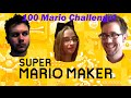 Mario Maker 100 Mario Challenge (Expert): Weenie Jump -EP80- The Game Couch