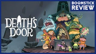 """DEATH'S DOOR   Boomstick Gaming Review - A Zelda Style Action """"Crow-like"""""""
