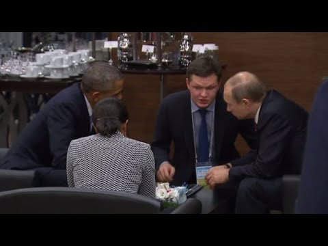 Putin & Obama hold talks on G20 sidelines