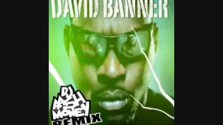 David Banner - B A N (Chopped & Dropped)