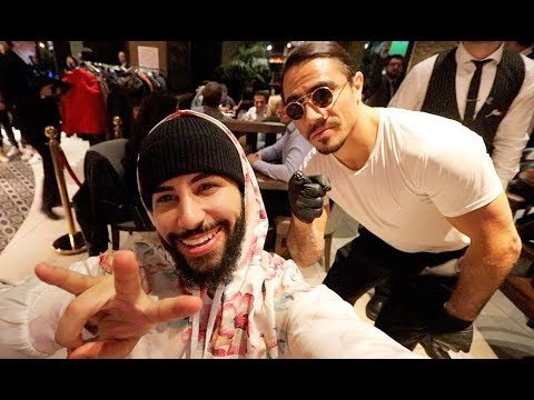 THE FAMOUS NUSRET SALT BAE RESTAURANT IN NYC!!!